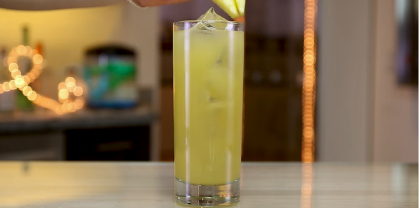 Caribou Lou: A Song-Inspired Tropical Cocktail