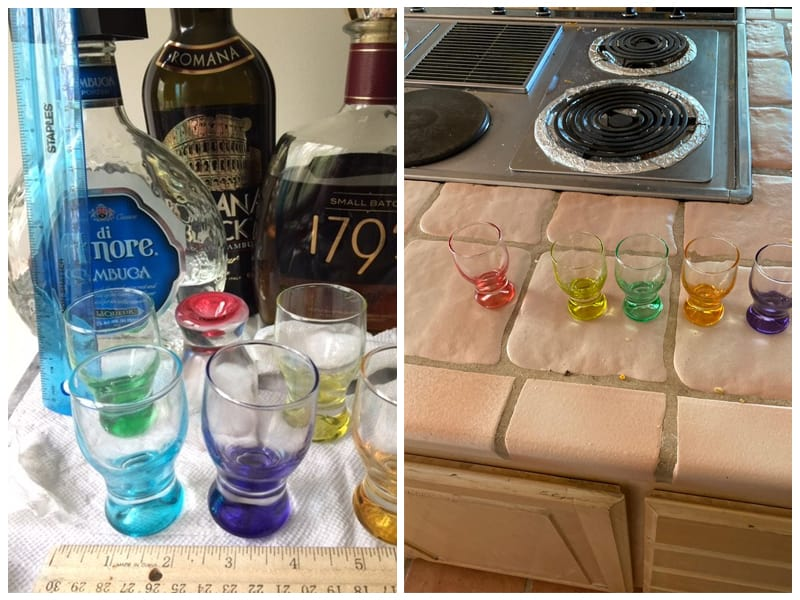 Circleware Heavy Base Fancy Shot Glasses review
