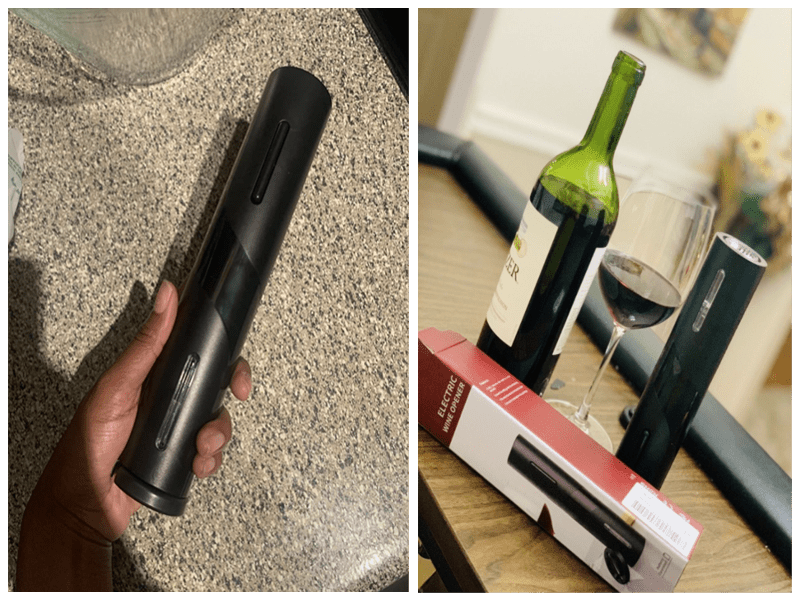 Cokunst Electric Wine Opener Customer reviews