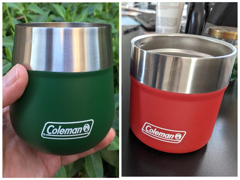 Coleman Claret Wine Tumbler review