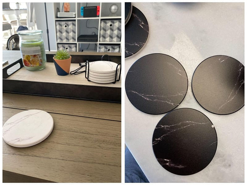 Comsmart Coaster for Drinks - Best Size review
