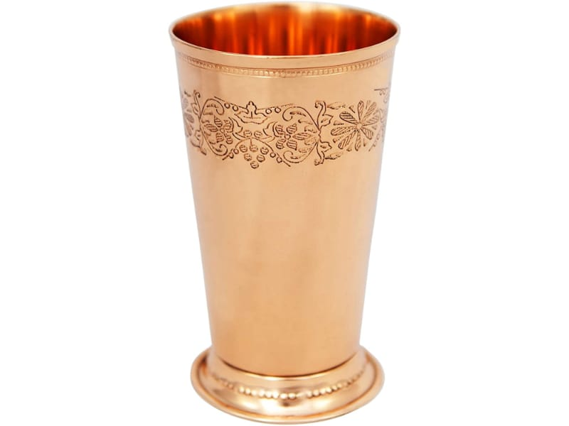 Copper Moscow Mule Mint Julep Cup