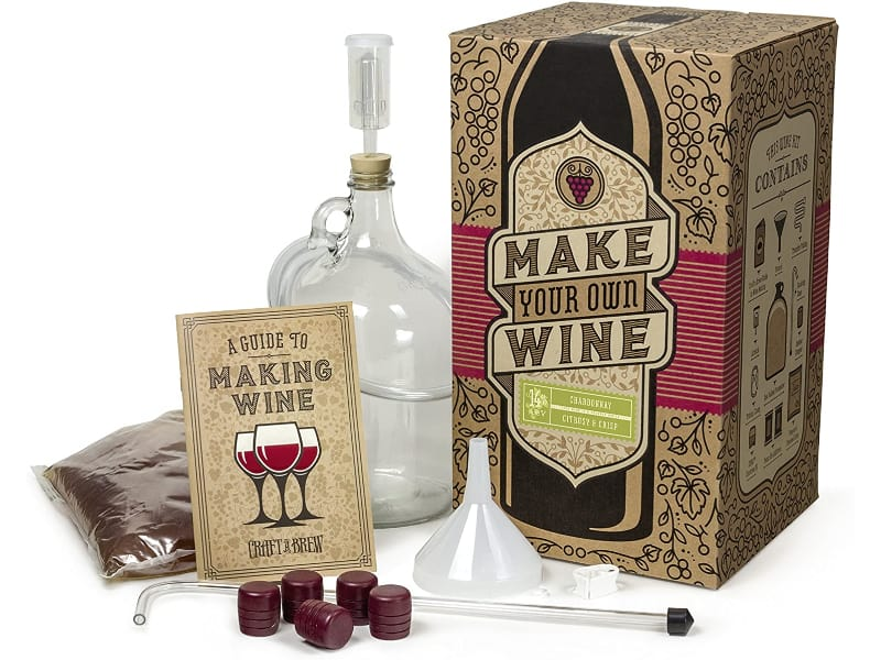 Craft A Brew Home wine making Kit