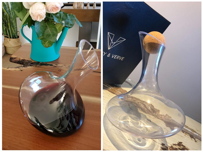 Culinex Hand Blown Wine Decanter review