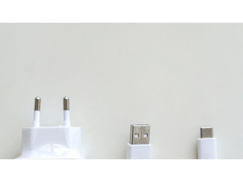 Different types of charger adapter
