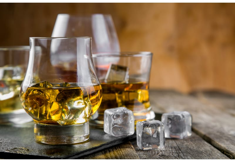 The Evolution Of Scotch Whiskey Glasses & Why They Are Heavy