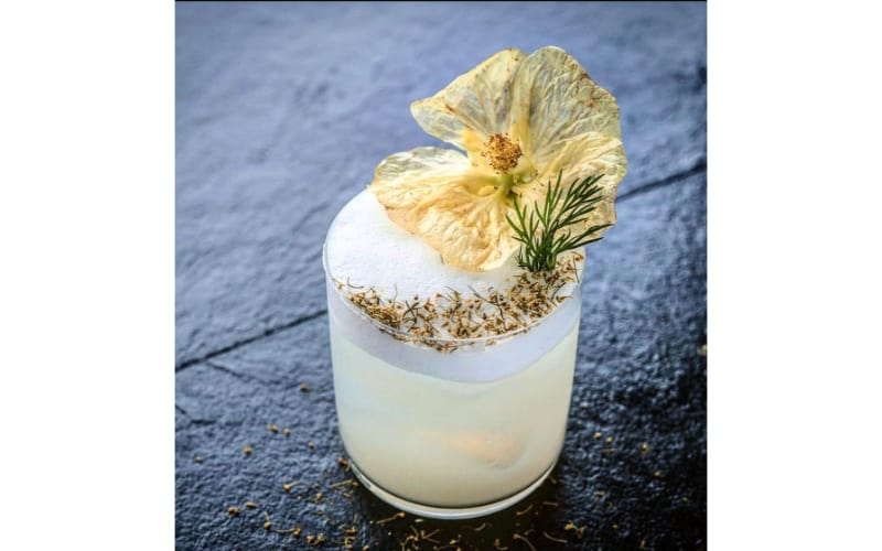 Dill Sour Gin