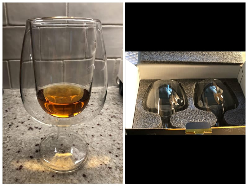 Dragon Glassware Store Double Walled Snifters Set of 2