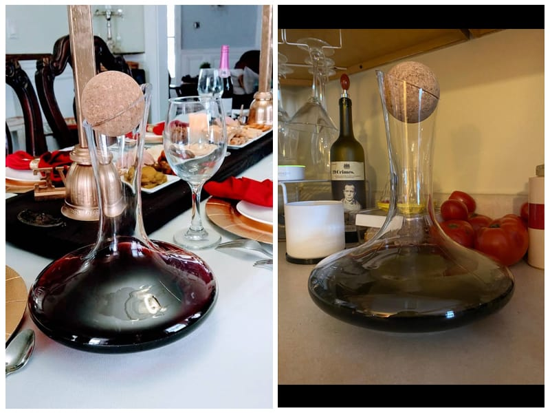 DRAGONN Luxury Wine Decanter review