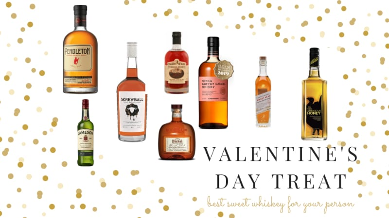 Some of the best whiskies to gift your loved ones this Valentine's day