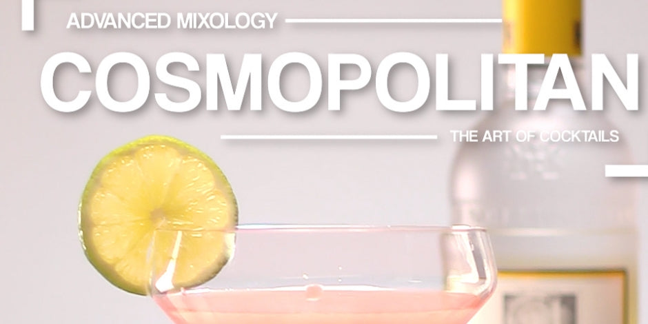 Cosmopolitan Cocktail Recipe – Advanced Mixology