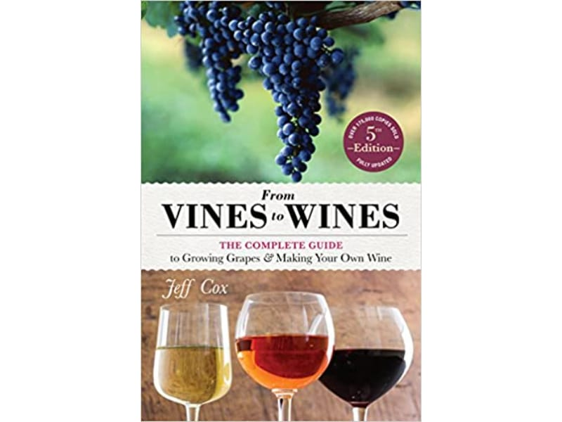 From Vines to Wines: Wine Making Book for Beginners