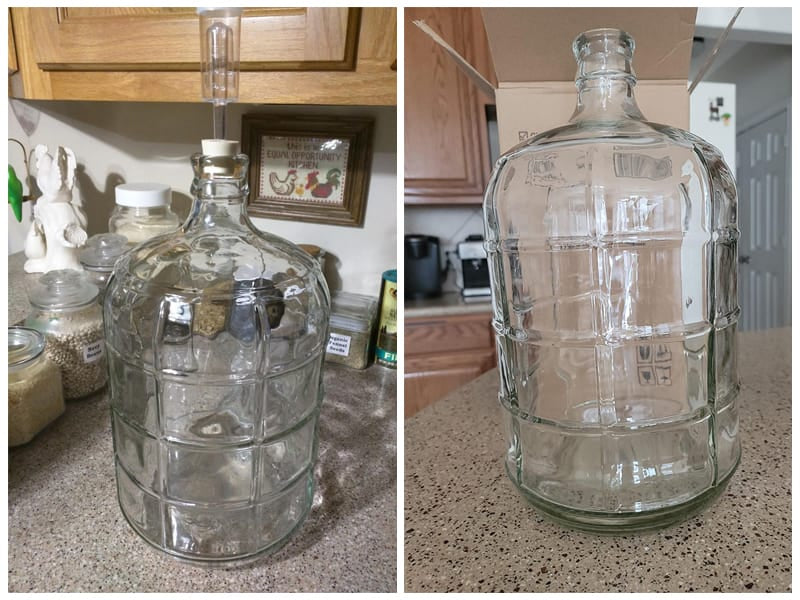 Geo Sports Bottles Glass Carboy review