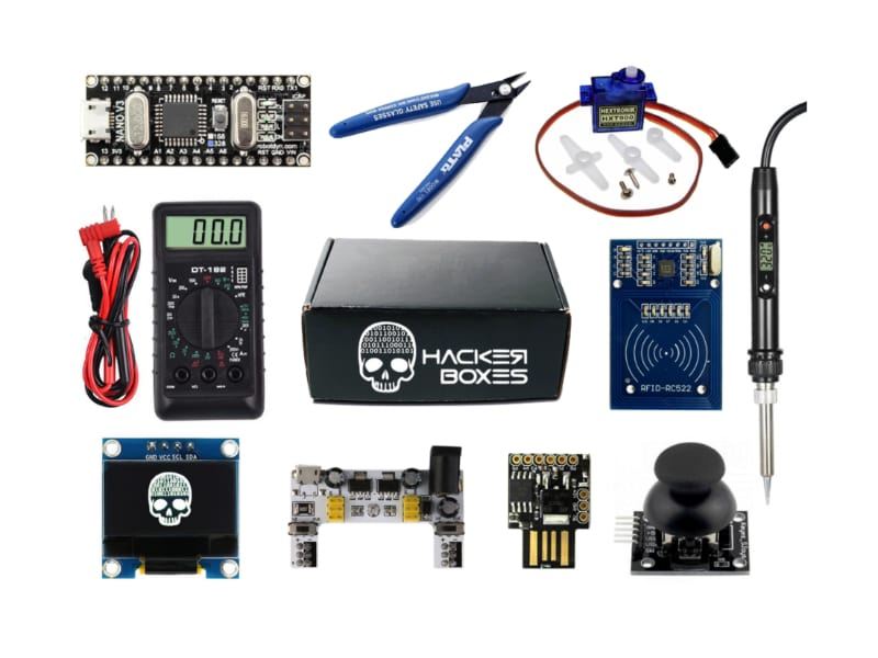 HackerBoxes Monthly Subscription