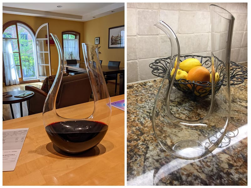 HiCoup Wine Decanter review