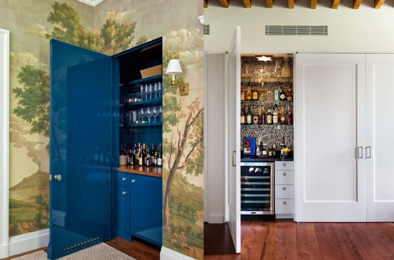 Secret Room Bar - Image by Architecturaldigest.com