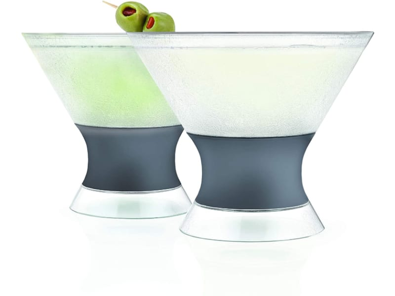 HOST Freeze Insulated Martini Cooling Cups