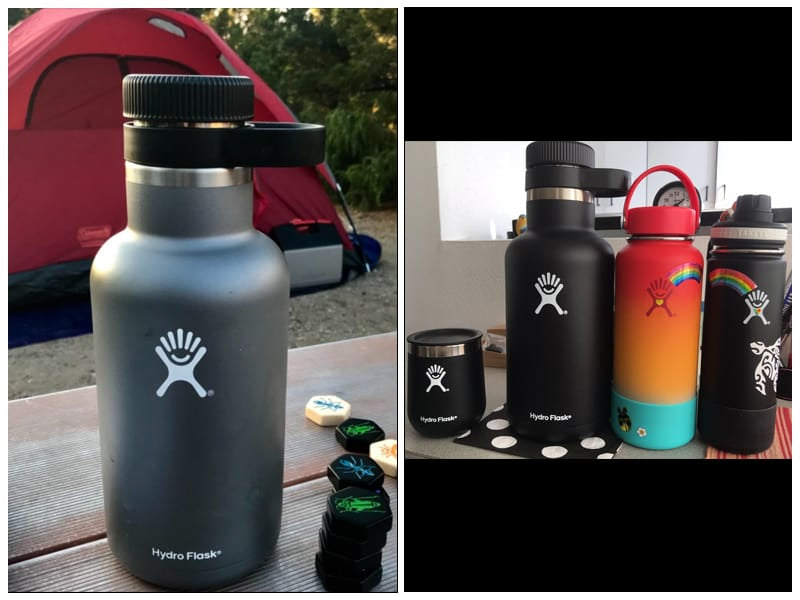 Hydro Flask Beer Growler review
