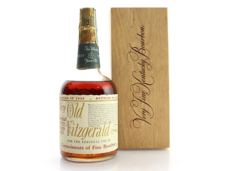 Old Fitzgerald Very Old Bourbon