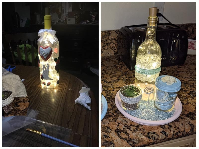 Jamoon Wine Bottle Lights REVIEW