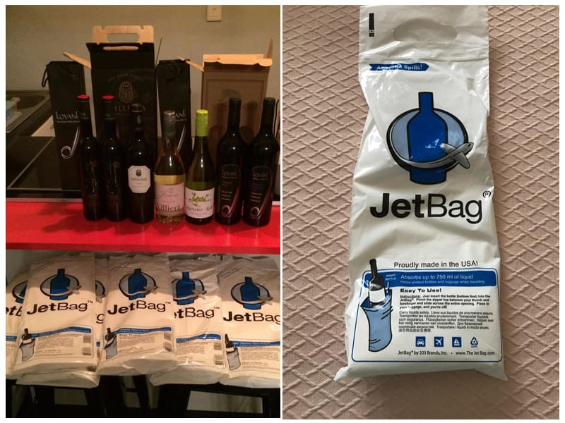 Jet Bag Bold Reusable & Protective Bottle Bags review