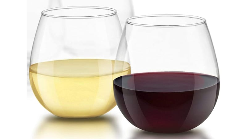 JoyJolt Wine Glasses