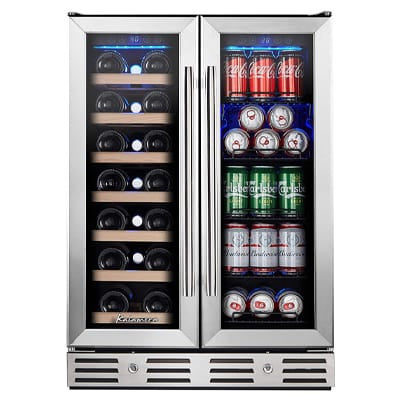 Kalamera Beverage and Wine Cooler