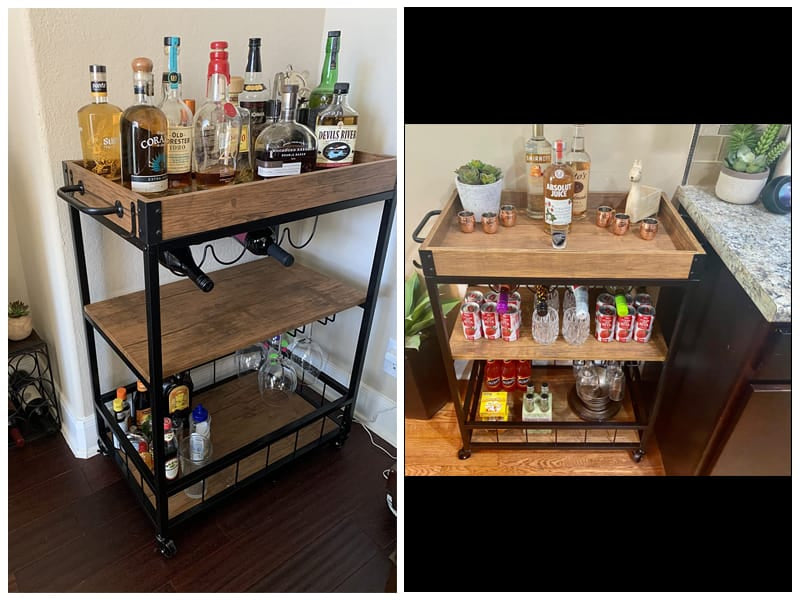 Kealive Wine Cart  review