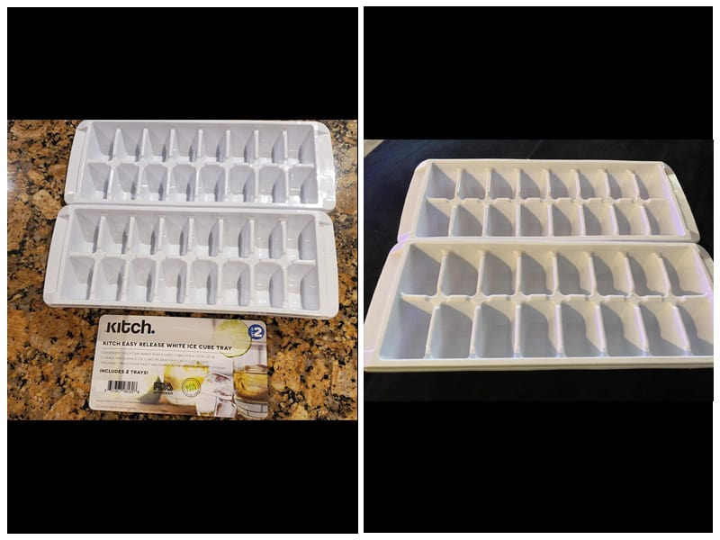 Kitch Ice Trays review