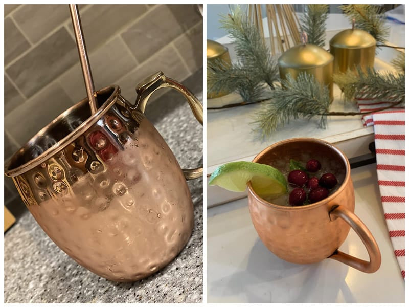 Kitchen Science Moscow Mule Copper Mugs review