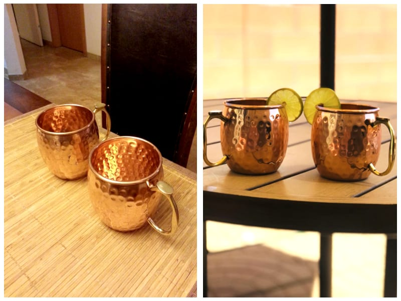 KoolBrew Moscow Mule Copper Mugs Cutomer Review