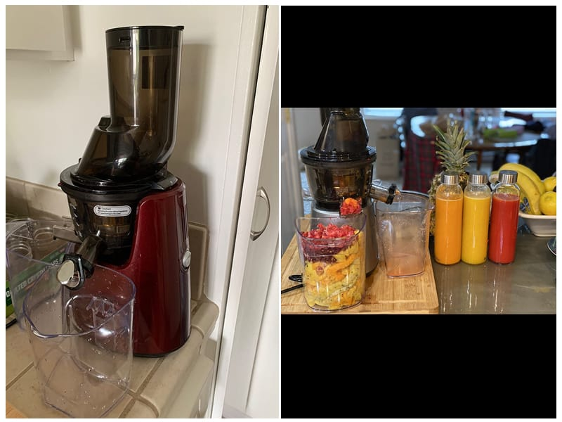 Kuvings Whole Elite C7000S Celery Juicer review