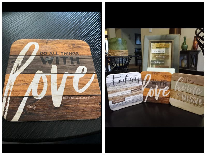 Legacy Drink Coaster Set - Best for Homes review