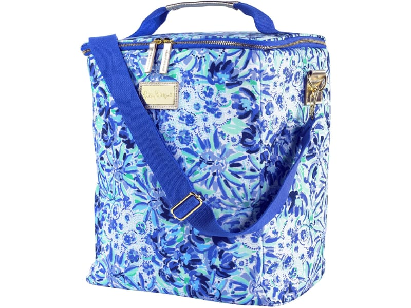Lilly Pulitzer Wine Bag