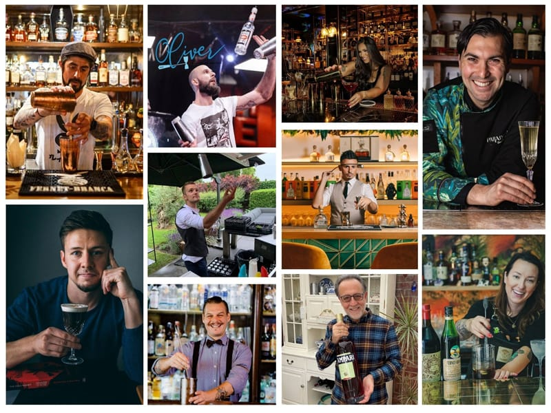 World's Best Mixologists Of June 2021