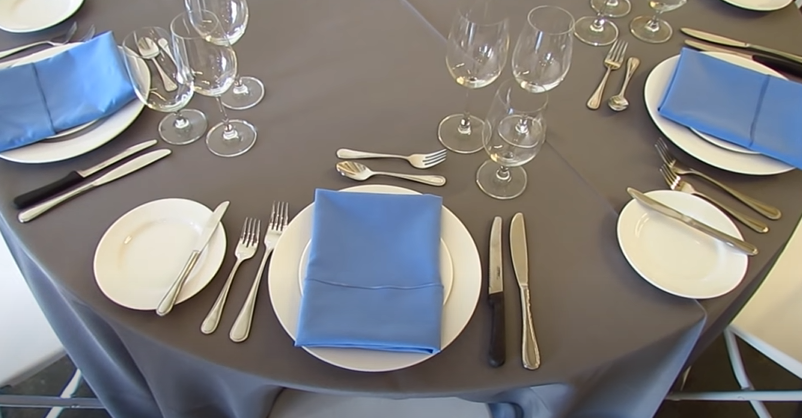 How Do You Lay Out Wine Glasses? | Arranging Glassware on the Table Properly