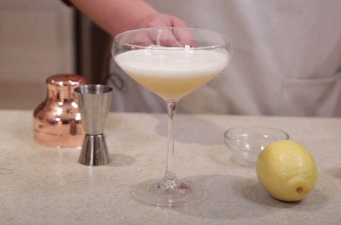 Peach Whiskey Sour and Other Recipes