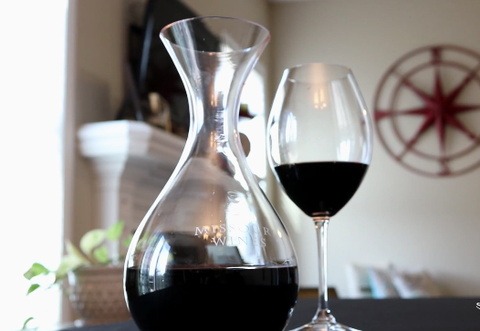 What is Wine Decanter: When and How to Use It ?