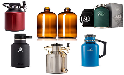 13 Best Beer Growlers in 2020: Buying Guide and Reviews