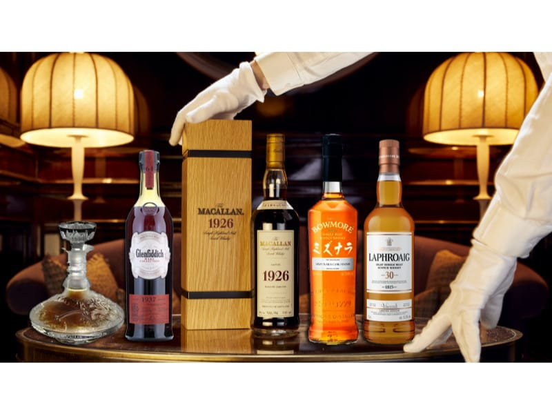 Most expensive scotch