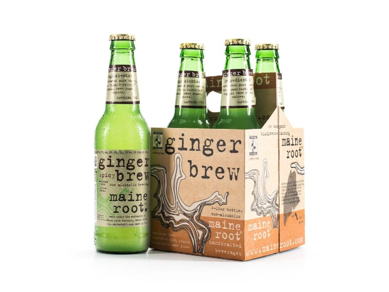 Maine Root Spicy Ginger Brew