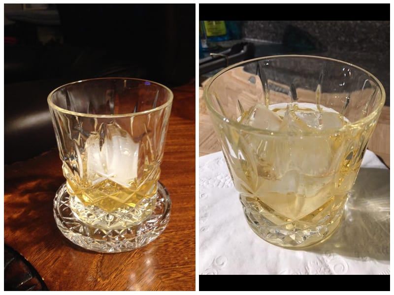Markham Double Old Fashioned Whiskey Glasses eview
