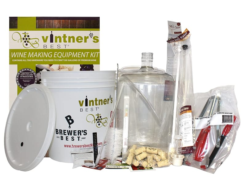 Midwest Homebrewing and wine making Supplies Starter Equipment Kit