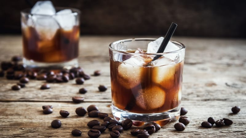 Mind Eraser with coffee granules