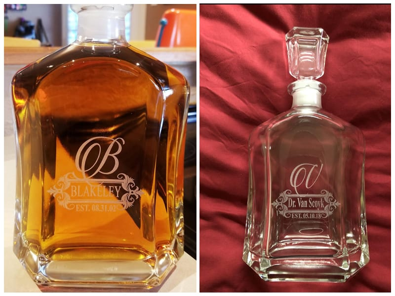 My Personal Memories Personalized Engraved Decanter review