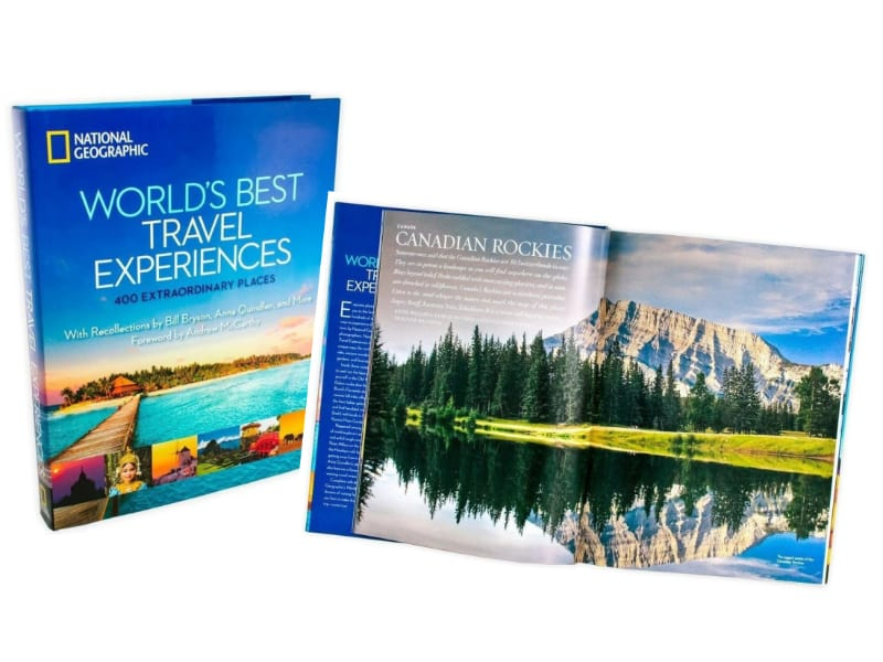 National Geographic World's Best Travel Experiences: 400 Extraordinary Places