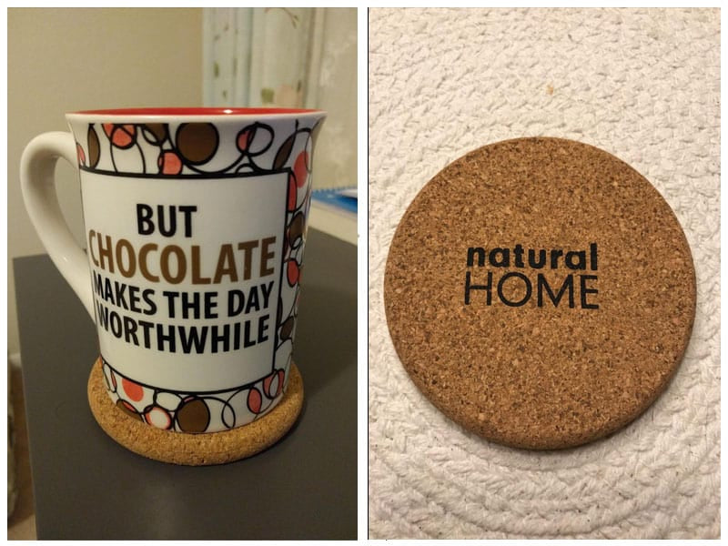 Natural Home Decor Drink Coaster - Most Eco-friendly review