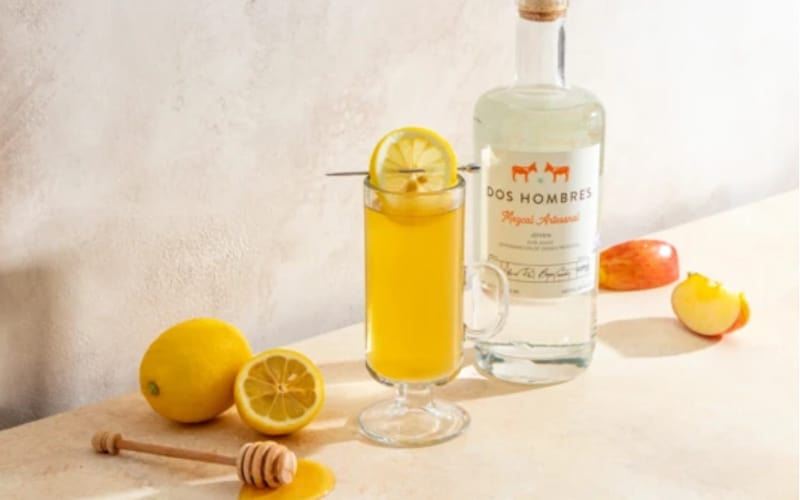 Naughty Toddy cocktail
