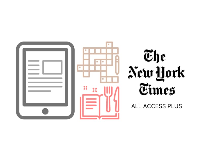 New York Times All Access Plus