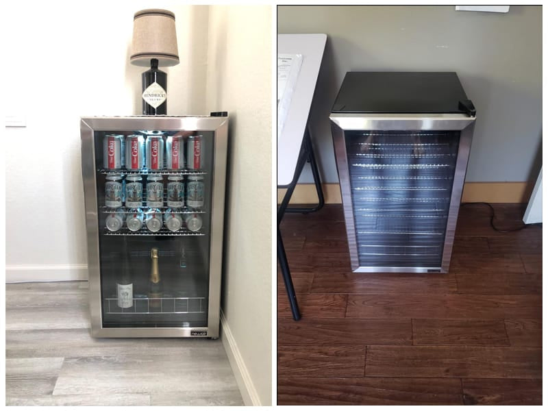 NewAir Under Counter Wine Cooler review